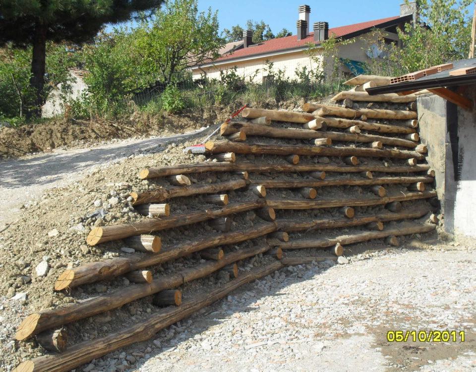 Ristrutturazione edilizia di un fabbricato
