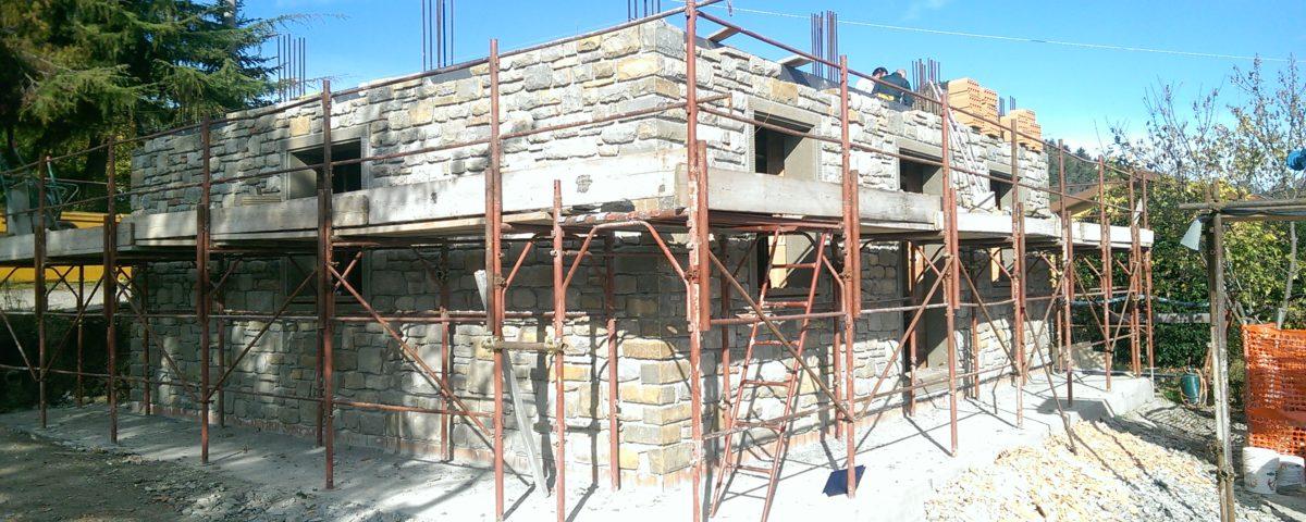 ristrutturazione di un fienile