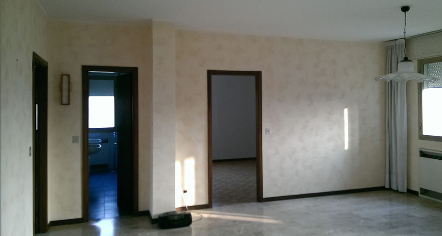 appartamento pre ristrutturazione
