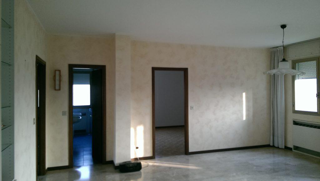 Progetto di ristrutturazione di un appartamento studio for Metraggio di appartamento studio