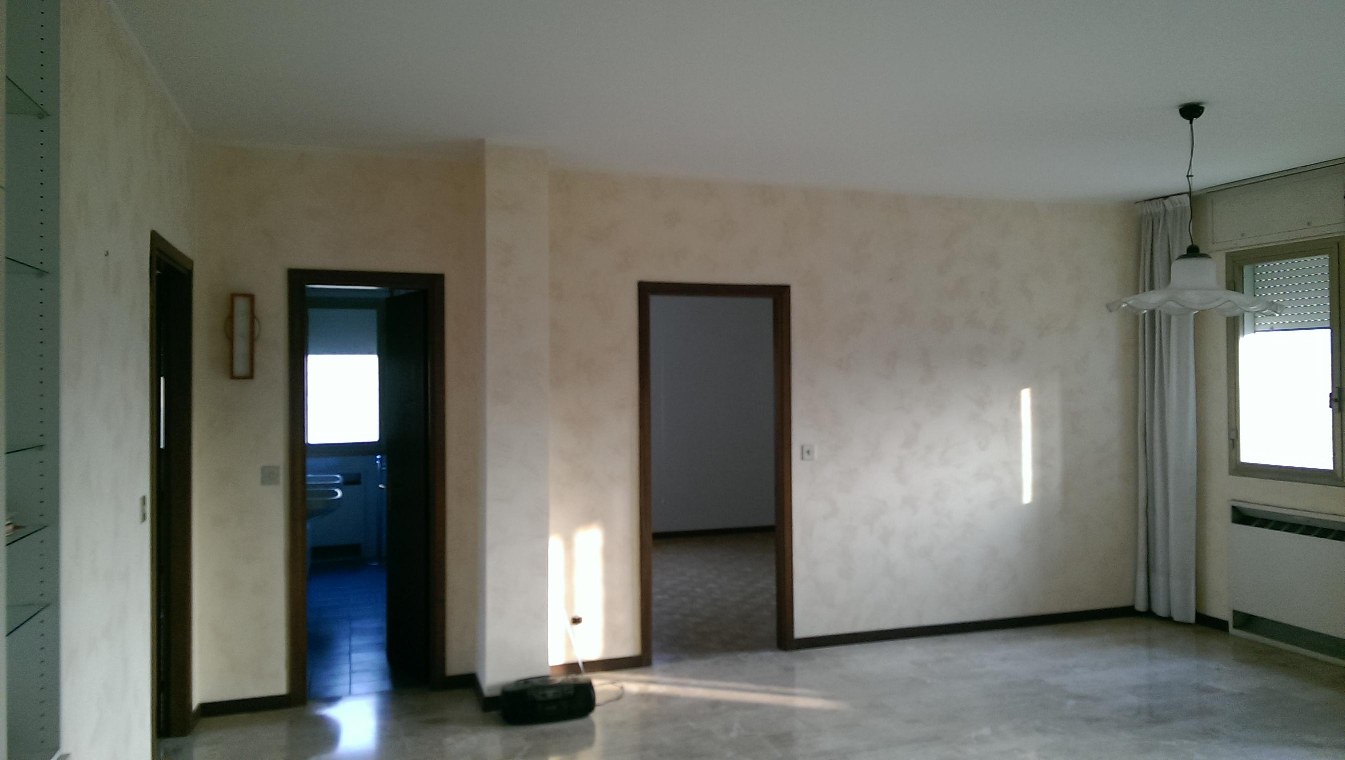 Progetto di ristrutturazione di un appartamento studio for Progetto ristrutturazione appartamento