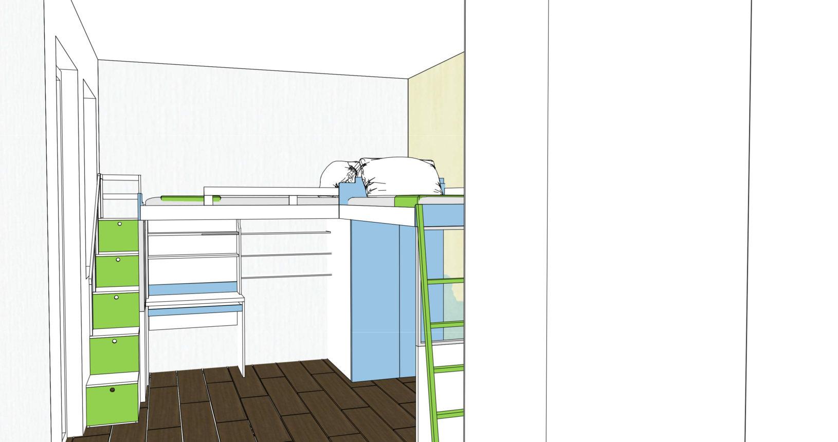 progettazione d'interni pianoro